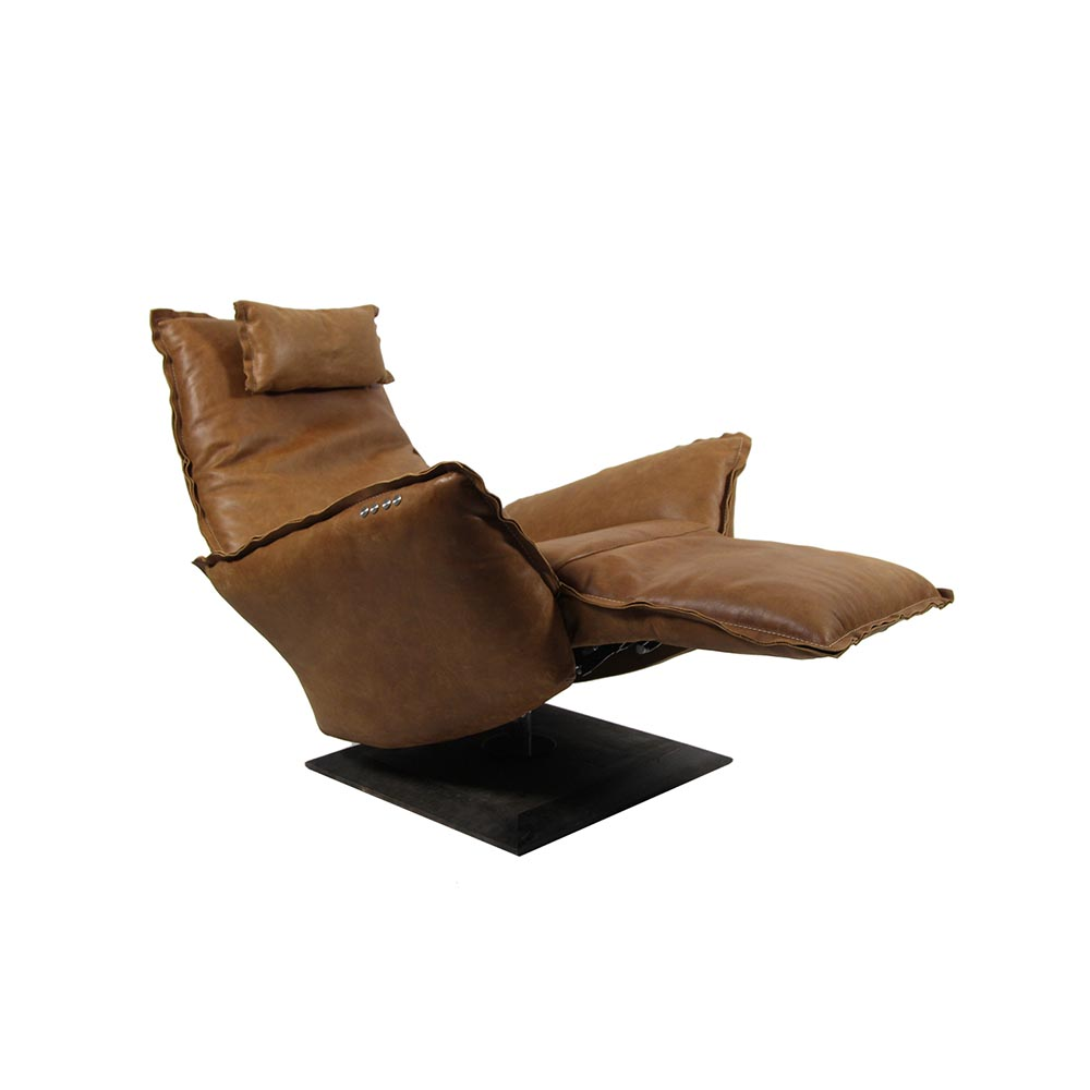 Lounge stoel chill comfort fauteuils for Chill stoel
