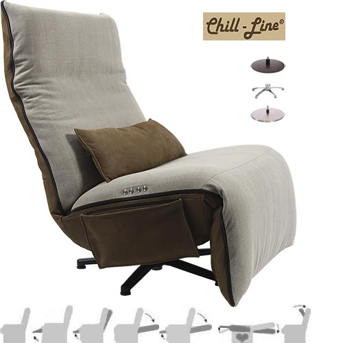 Chill-line relaxfauteuil Barbara