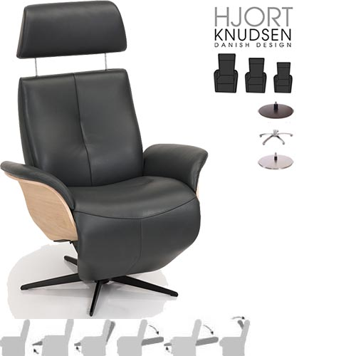 Relaxfauteuil Danish design